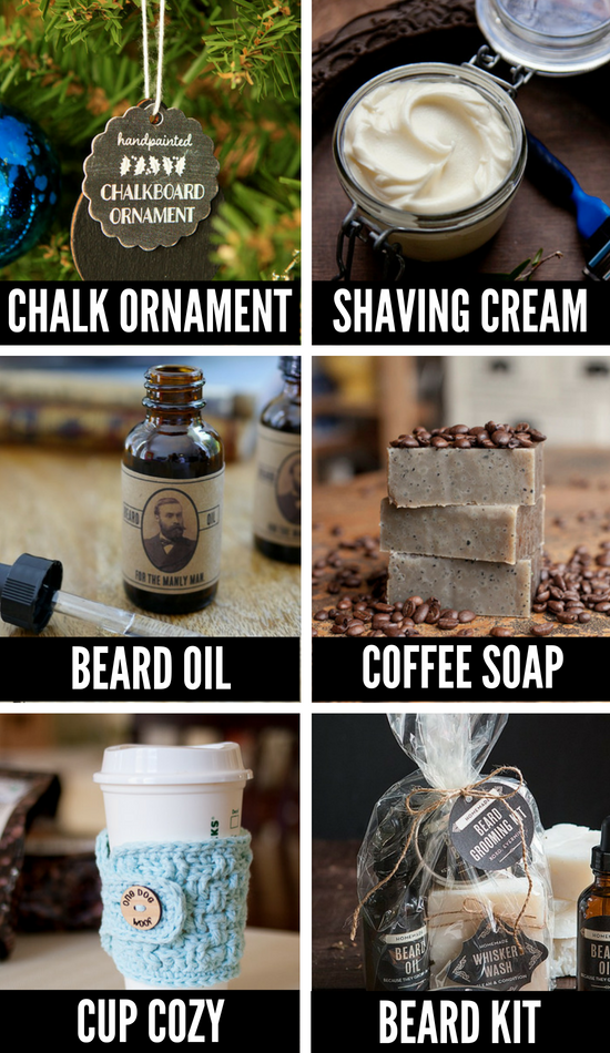 Christmas Ideas for DIY Gifts for Men