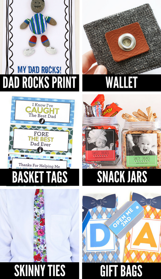 Father's Day DIY Gifts for Men