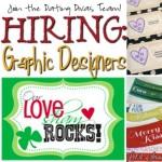 Now Hiring: Graphic Designers