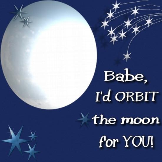 Orbit The Moon