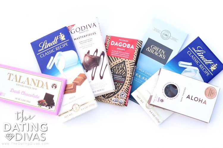 Chocolate Tasting Chocolate Bars
