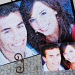 Photo Mosaic Gift Idea