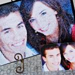 Photo Mosaic Gift Idea