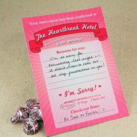 The Heartbreak Hotel