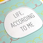 Giveaway! Life According to Me