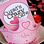 Cupid's Crazy Cafe: Family V-Day Dinner