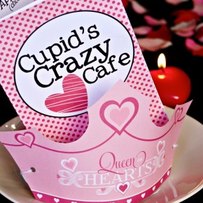 Cupid's Crazy Cafe