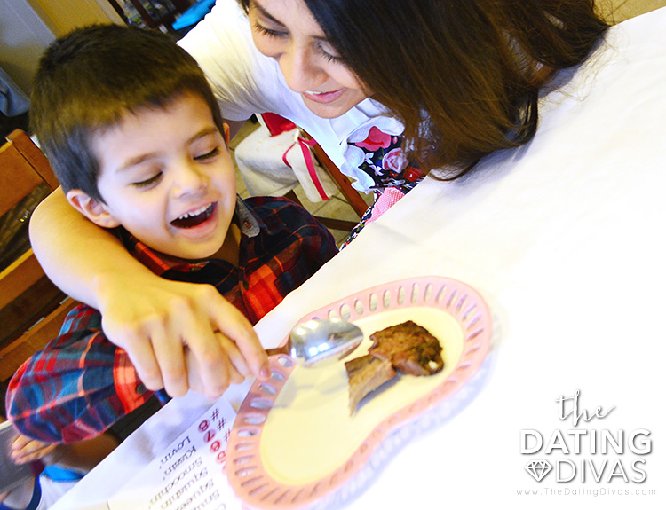 Make your kids smile with Cupid's Crazy Cafe.