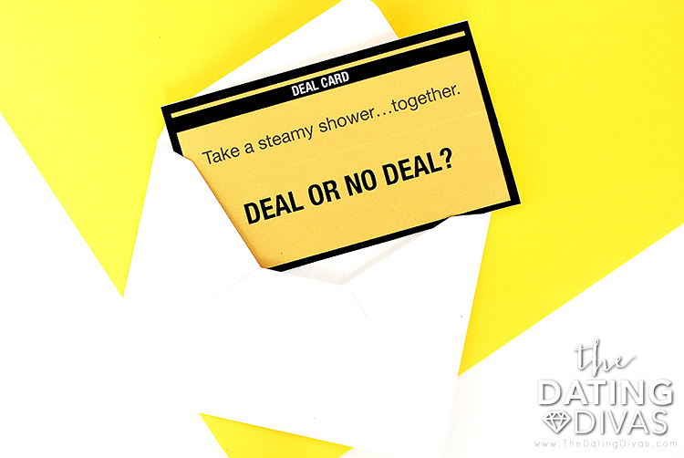 Deal or No Deal Love Tasks