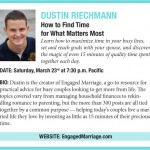 Meet The Expert: Dustin Riechmann
