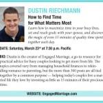 Meet The Expert: Dustin Riechmann
