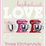 Valentine's Day KitchenAid Giveaway