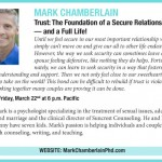 Meet the Expert: Mark Chamberlain