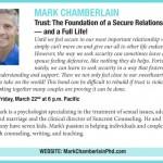 Meet the Expert: Mark Chamberlain