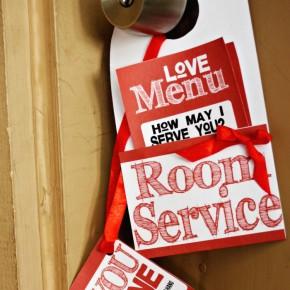 Romantic Room Service Gift