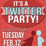 You're Invited: Twitter Party