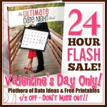 Valentine's Day FLASH SALE (24-Hours Only)