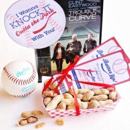 Baseball Themed Date Night