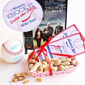 Baseball Themed Date Night