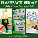 Flashback Friday: March 2012