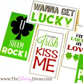 St. Patrick's Day Love Notes