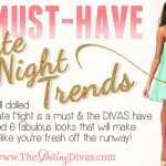 "Six ""Must Try"" Date Night Trends"