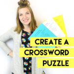 Create a Romantic Crossword Puzzle For Your Spouse!