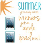 Summer Giveaway Series 2
