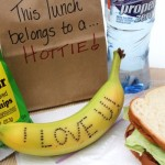Banana Love Note