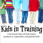 Kids in Training E-book Review & Giveaway