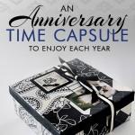 Time Capsule Anniversary Gift