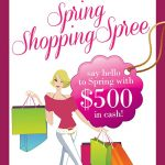 Spring Shopping Spree Giveaway