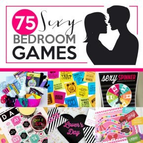 75 Sexy bedroom game ideas collage