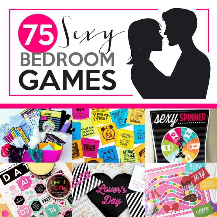 sexy bedroom games round up