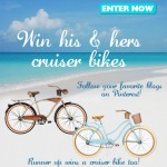 Cruiser Bikes Giveaway!