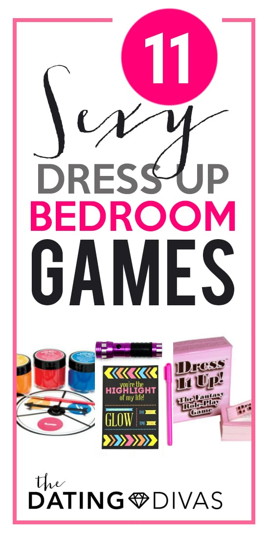 Bedroom dating games