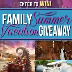Family Summer Vacation Giveaway!