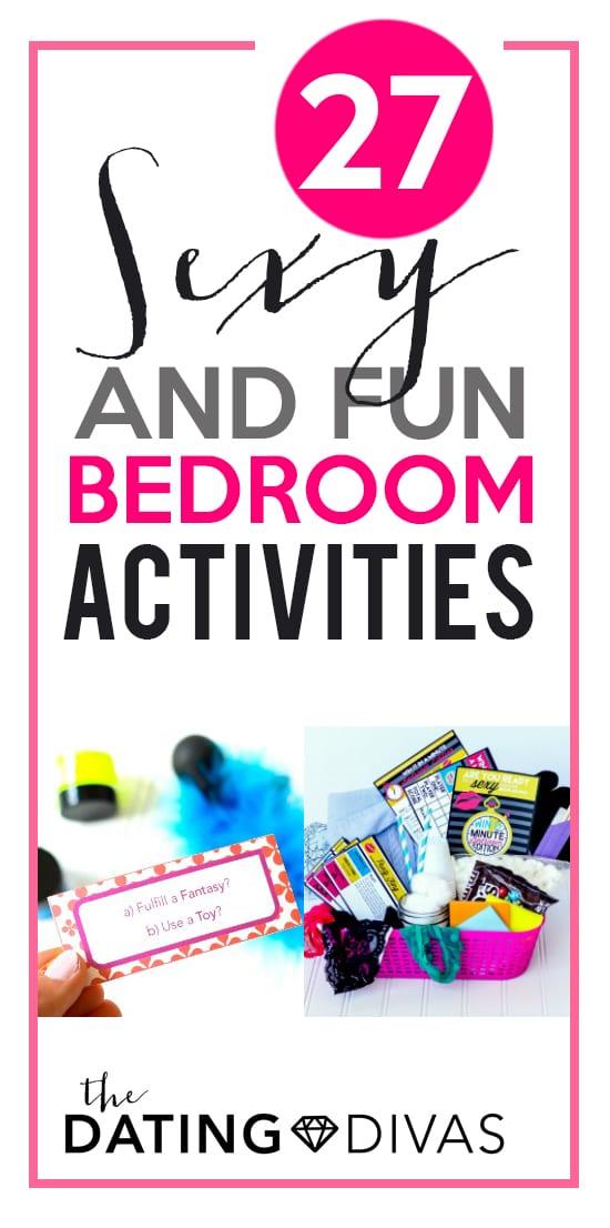 Fun And Sexy Bedroom Activities