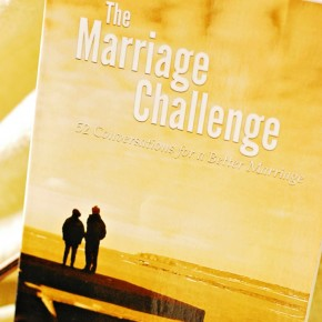 Marriage Challenge Book