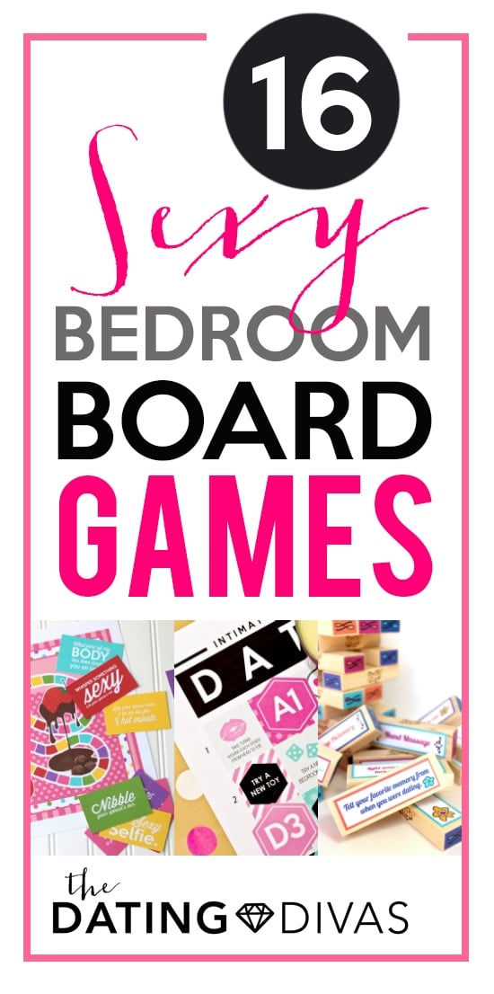 Sexy Bedroom Board Games