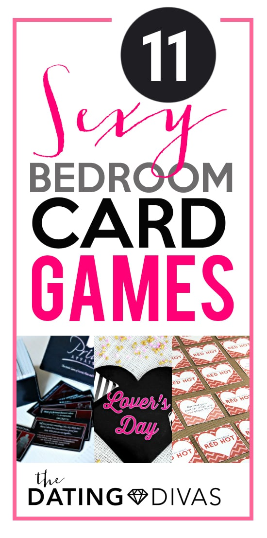 Sexy Bedroom Card Games