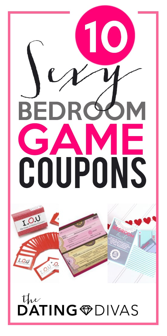Sexy Game Coupons & Bedroom Ideas For Couples