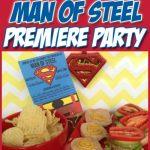 Man of Steel Premiere Party