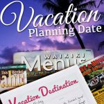 Vacation Planning Date