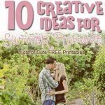 10 Creative Ideas for Summer Romance