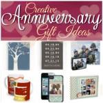 Creative Anniversary Gift Ideas