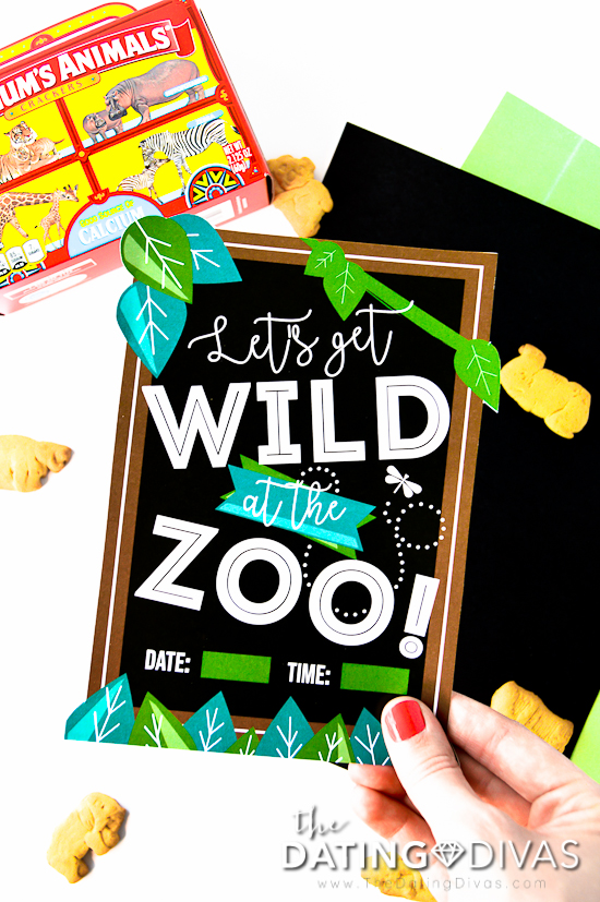 Safari Theme Invite