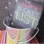 A Steamy Bucket List