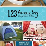 123 Amazing Summer Staycation Ideas