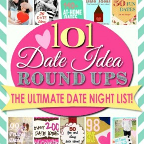 Ultimate Date Night List